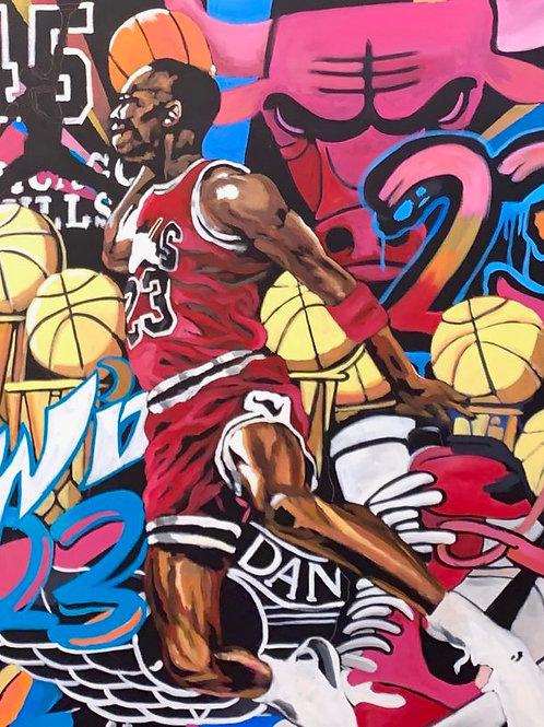 Air Jordan Print