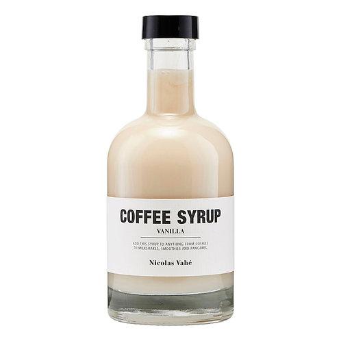 Nicolas Vahé Coffee Sirup, Vanilla