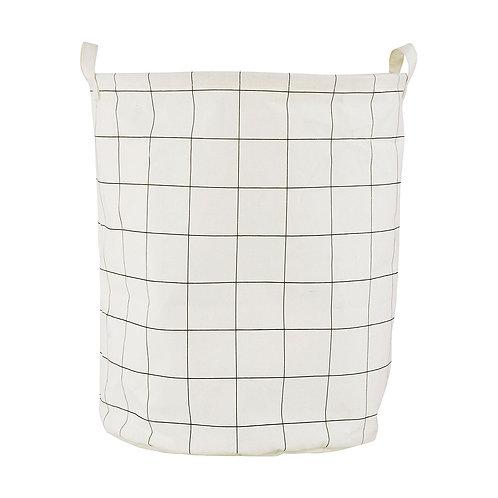 House Doctor vasketøjspose, Squares