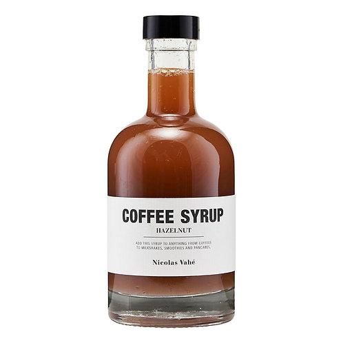 Nicolas Vahé Coffee Sirup, Hazelnut