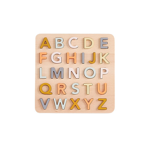 Kid's Concept ABC Puslespil