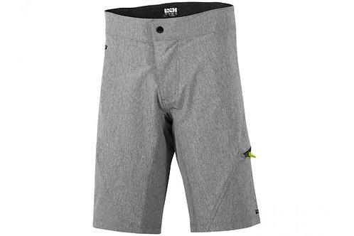 iXS Flow Shorts Graphite Mens