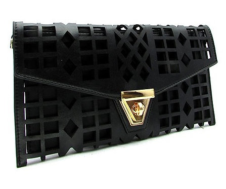 LASER CUT CLUTCH - HIGH MAINTENANCE