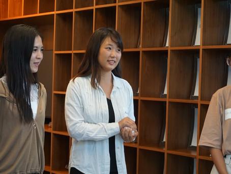 【お知らせ】琉球新報にて、11期生の連載が始まっています!〜まひる編〜