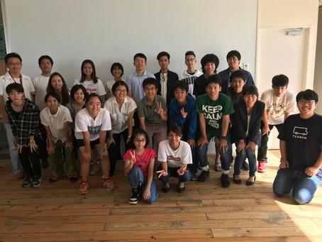 記念すべきRyukyufrogs10期最終選考会【選抜者決定!!】