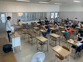 【県内高校初】普天間高校で教員向けPBL研修を実施しました