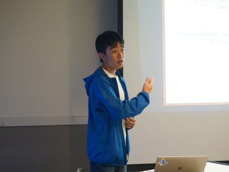 【お知らせ】琉球新報にて、11期生の連載が始まっています!〜きょうへい編〜