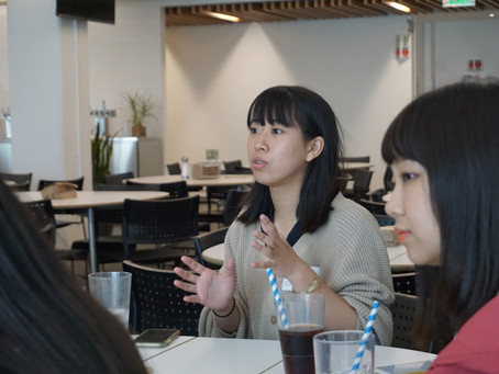 【お知らせ】琉球新報にて、11期生の連載が始まっています!〜かりん編〜