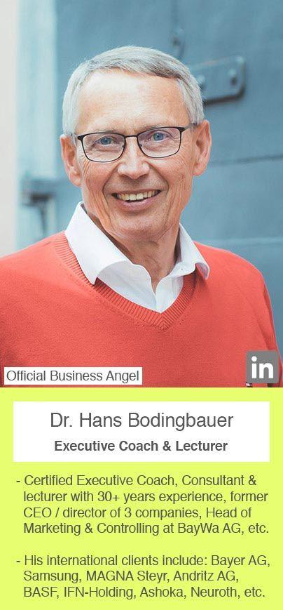 Dr. Hans Bodingbauer