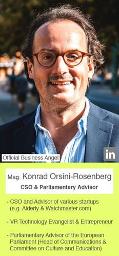 Mag. Konrad Orsini-Rosenberg