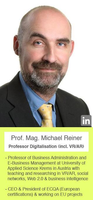 Prof. Mag. Michael Reiner