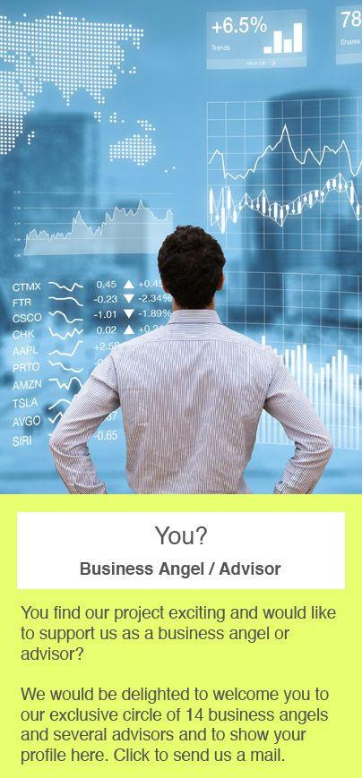 Wanna become an advisor or angel?