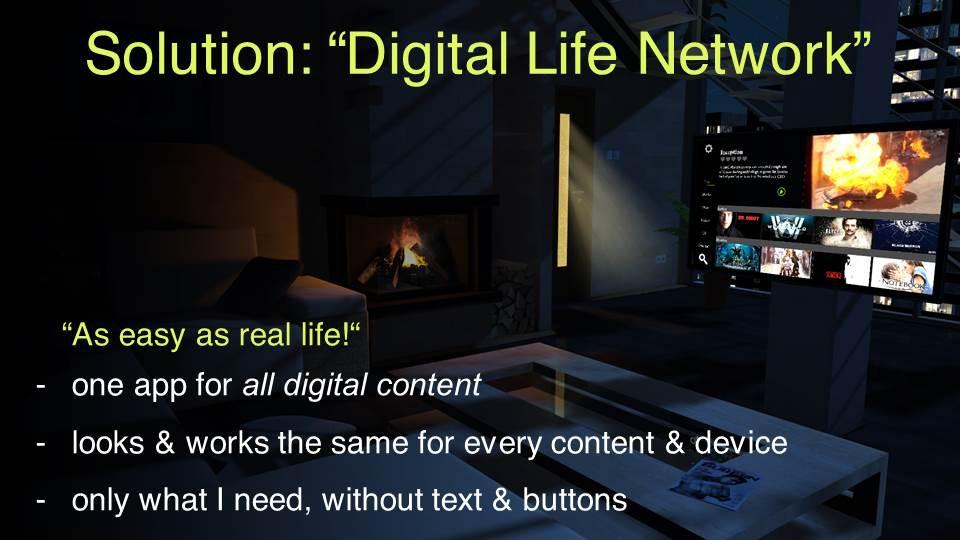 Digital Life Network