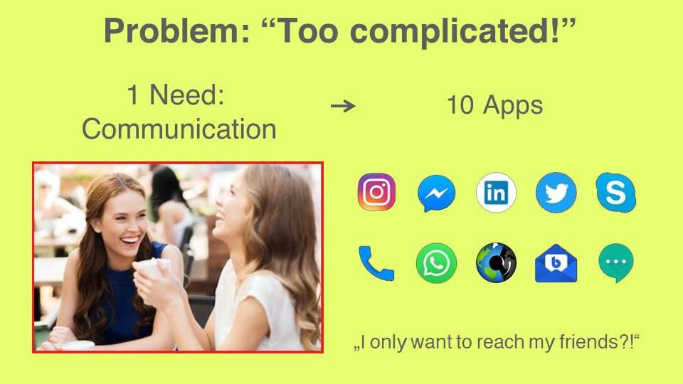 Multi-Messenger needed