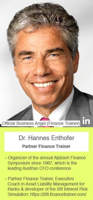 Dr. Hannes Enthofer