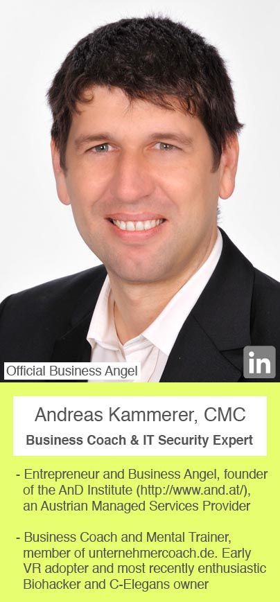 Andreas Kammerer, CMC