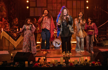 A NIGHT WITH JANIS JOPLIN AT THE ZACH TH