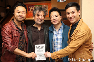 David Henry Hwang's Dance and The Railroad - Whit K. Lee