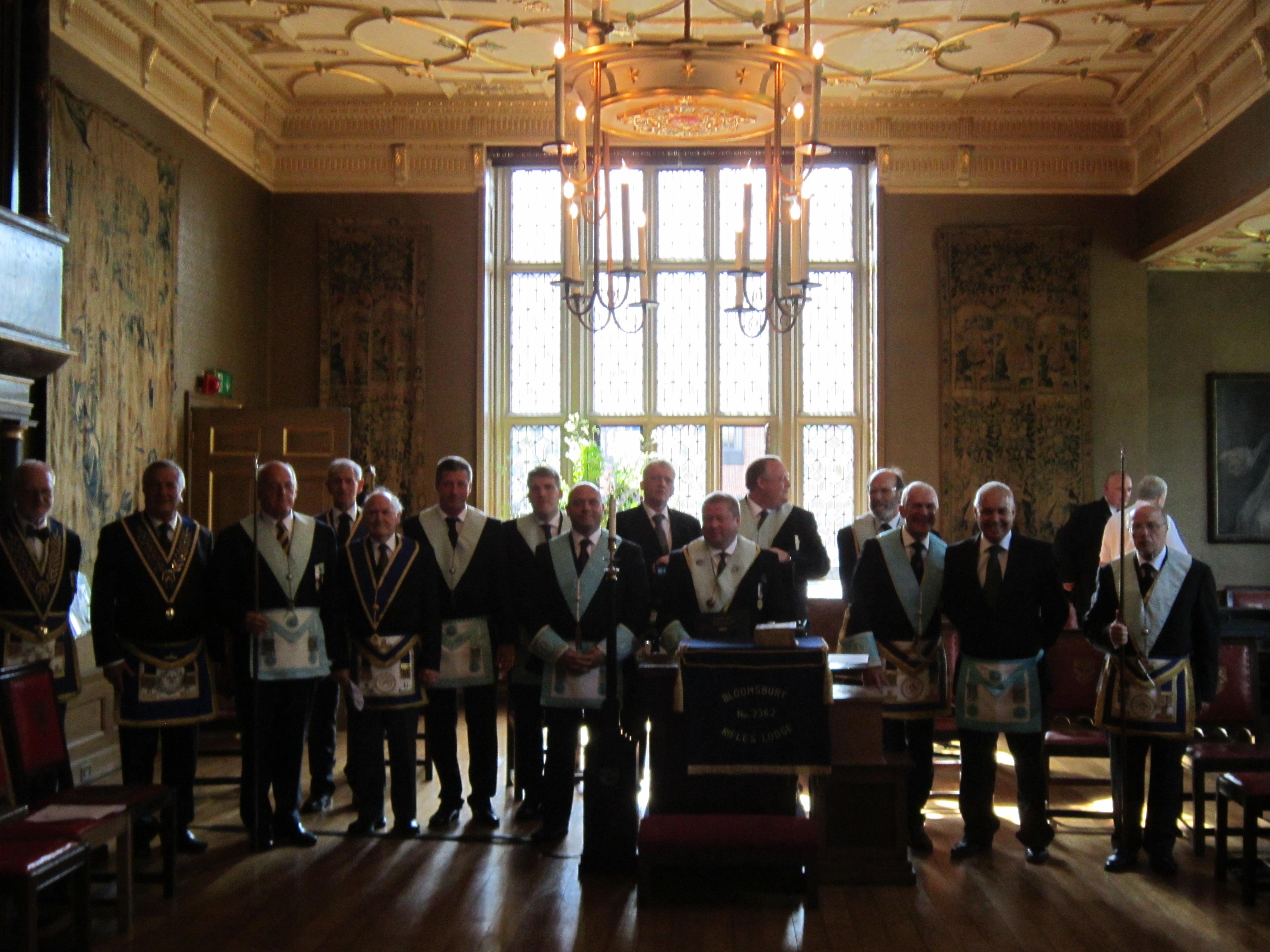 Bloomsbury Rifles 125th Anniversary