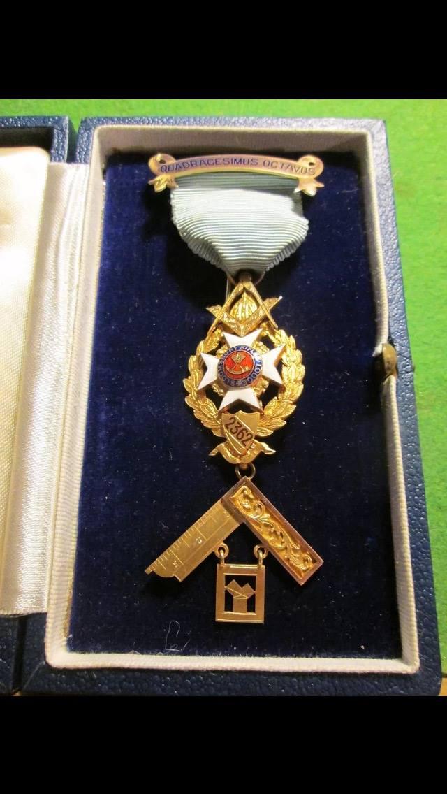 Bloomsbury Rifles PM jewel