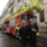 Today @londonfirebrigade  took delivery