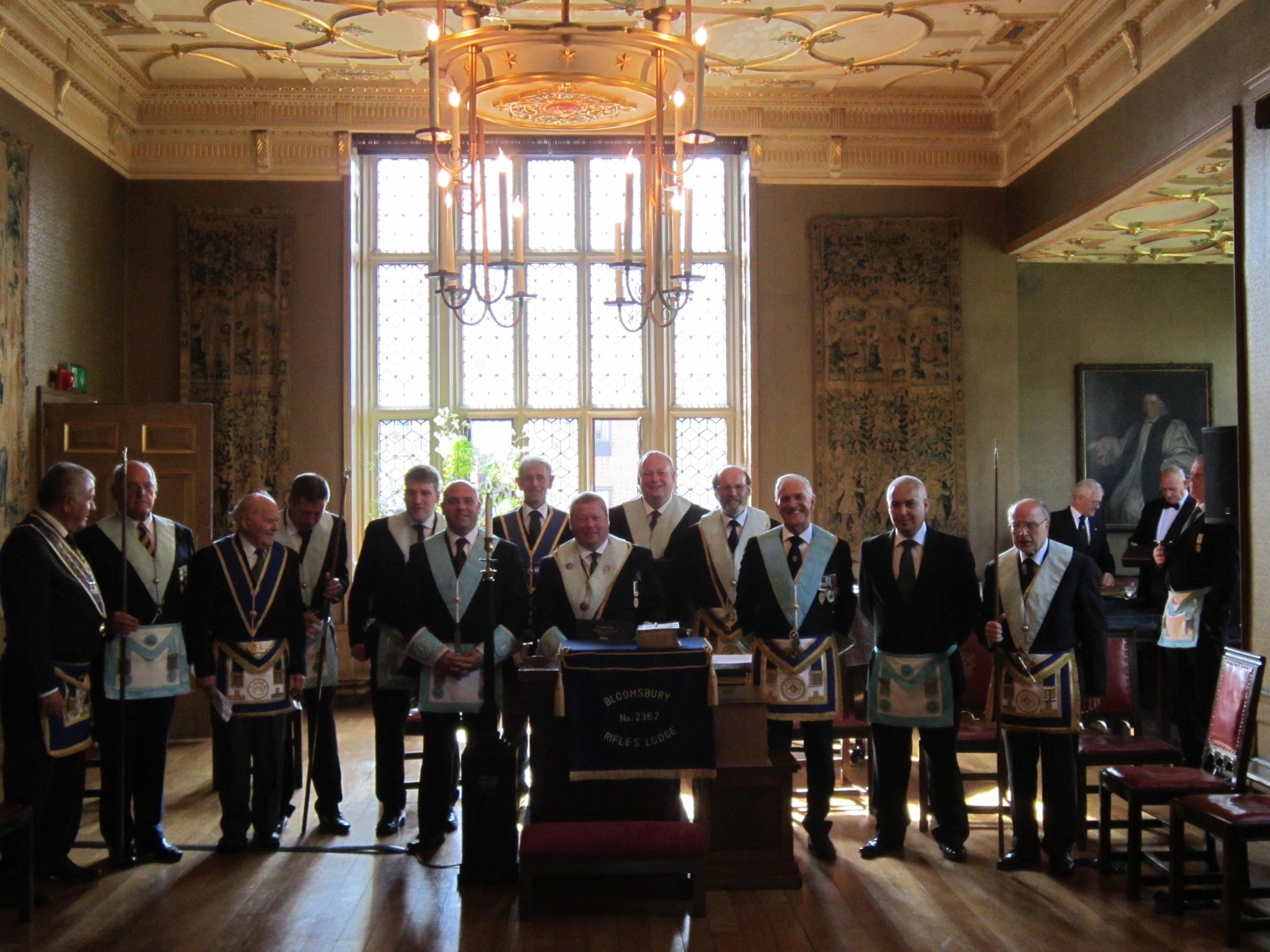 Bloomsbury Rifles Lodge