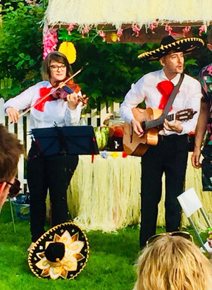 Mariachi enterntrainement at private parties