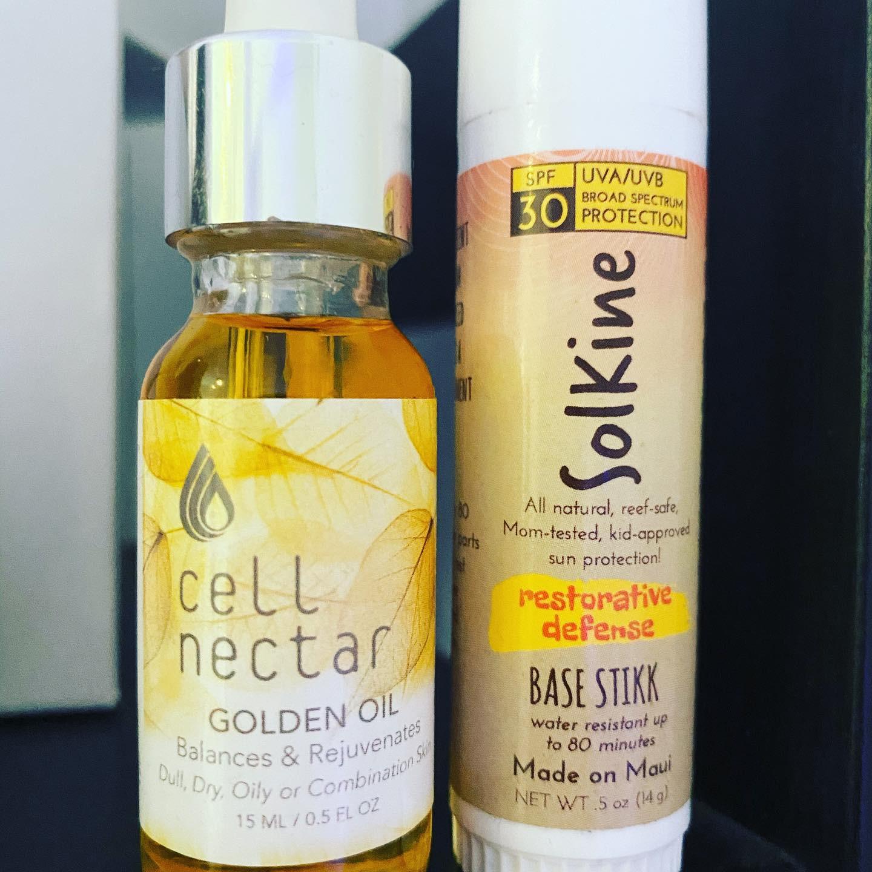 Feed Your Skin Facial- 4 SUN FUN