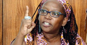 Broke Stella Nyanzi Begs Supporters To Fund Her Campaigns.
