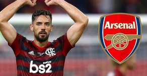 Arsenal Agrees Pablo Mari Loan Deal After Breakthrough In Negotiations With Flamengo.