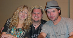Pete Lacey and Brooke White and Michael