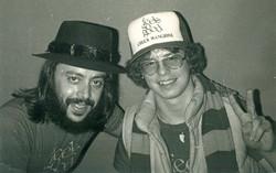 Pete Lacey & Chuck Mangione 1980-81.jpg