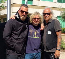 Johnny Colt, Pete Lacey, Rickey Medlocke