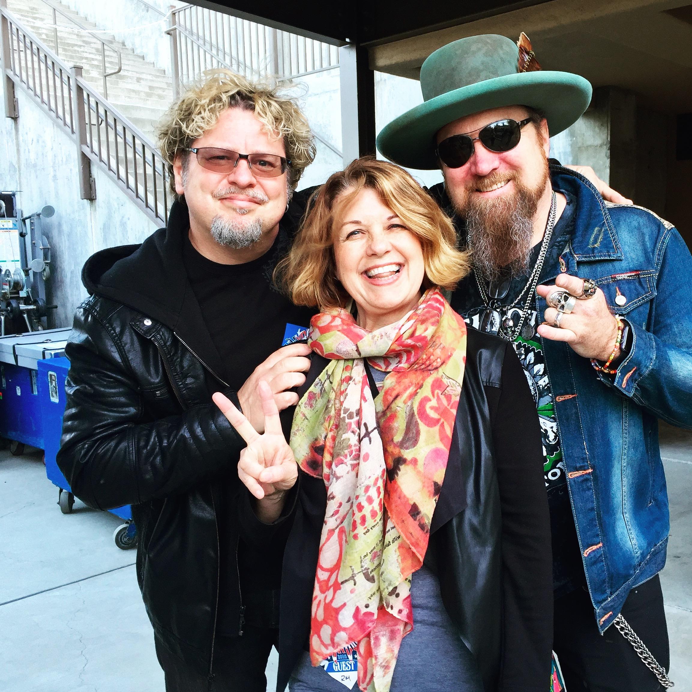 Pete Lacey, Carol Lacey, Peter Keys.JPG