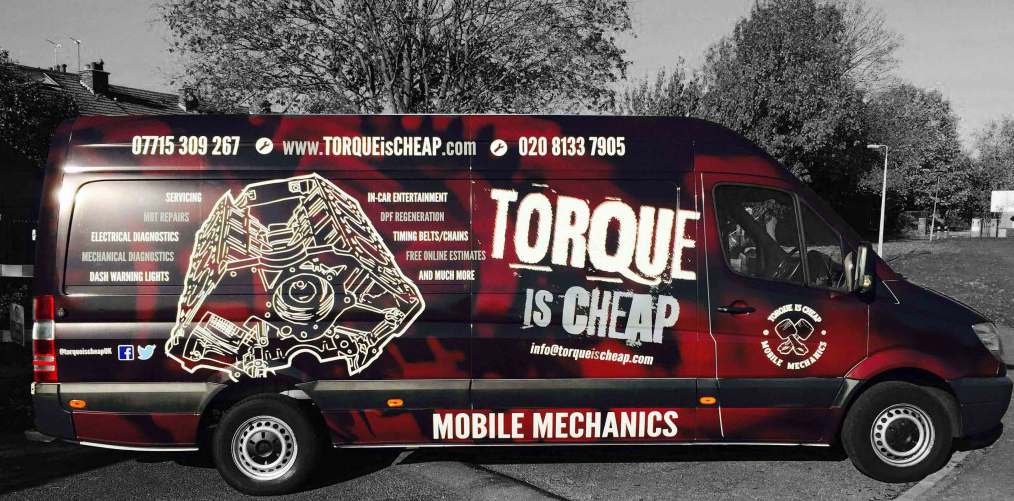 Torque Is Cheap