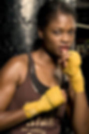 The Boxing Diva