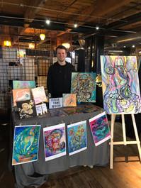 Underground Art Market