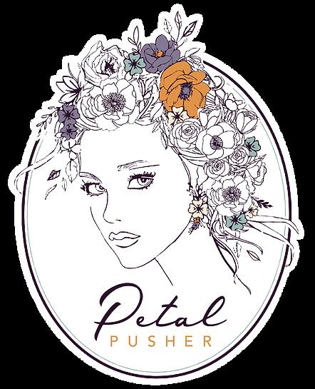 Pedal Pusher Logo - Color _Final logo_no