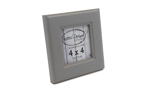 4x4 Moab picture frame - Gray