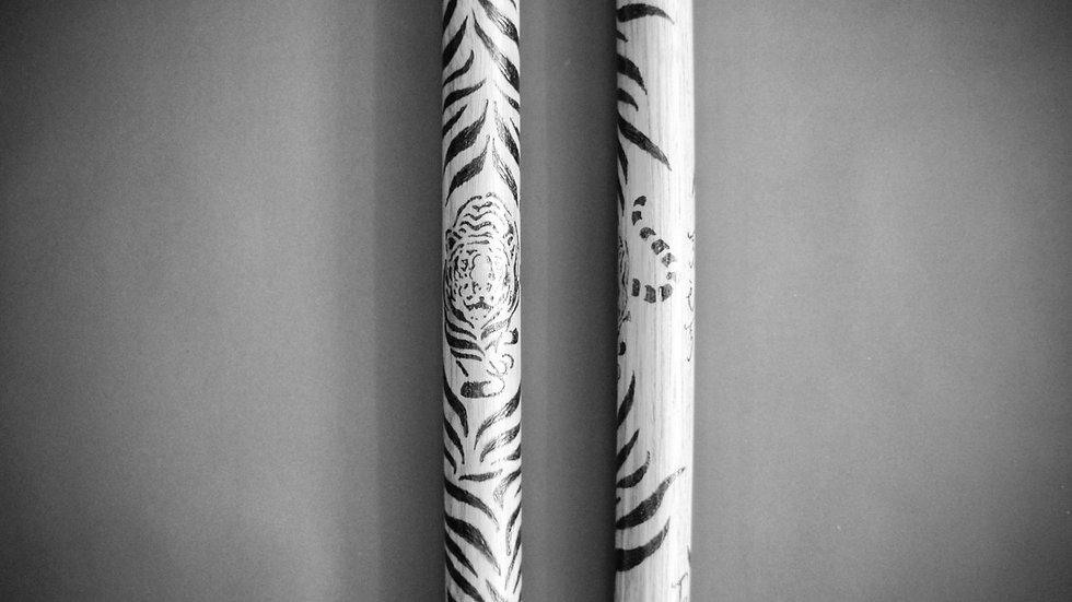 Calm Tiger (Kali Sticks)