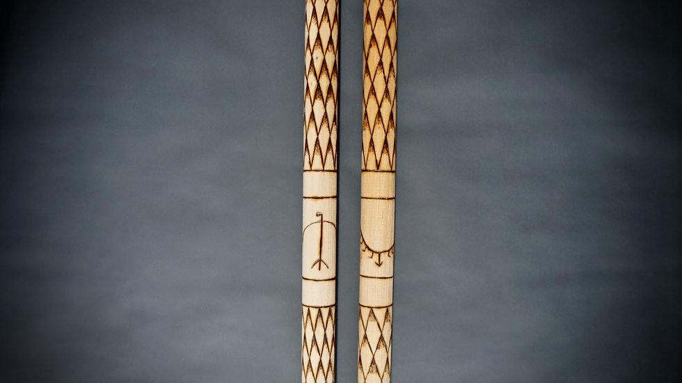 Eagle III (Kali Sticks)