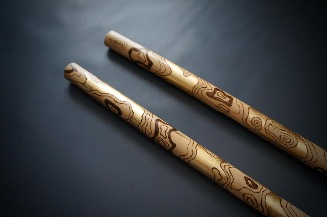 Islands II Kali Sticks