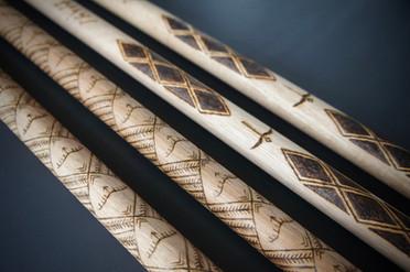 Eagle I & II Kali Sticks