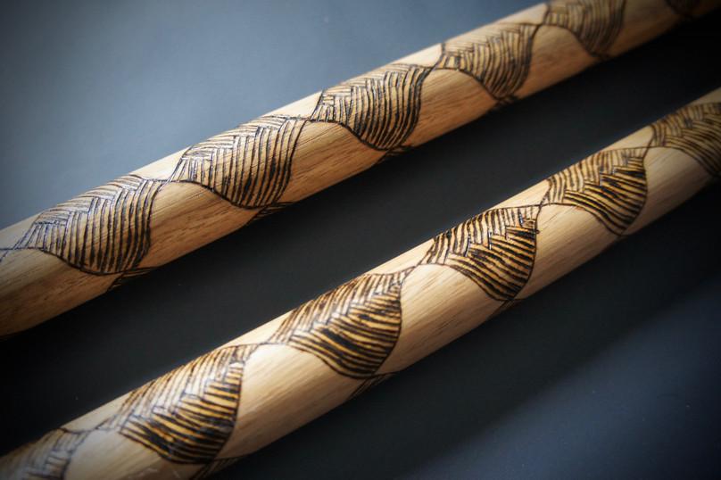 Abaniko Kali Sticks