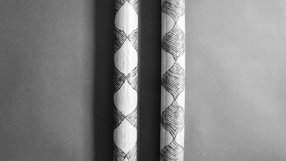 Abaniko (Kali Sticks)