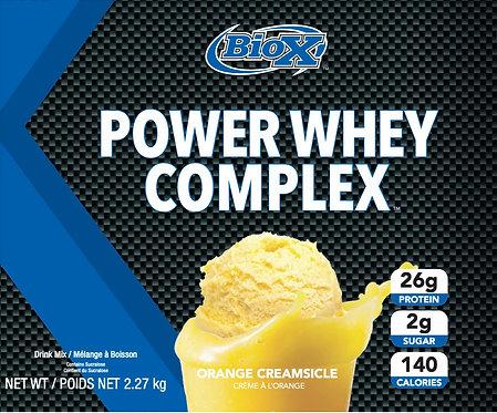 BioX Power Whey Complex Orange Creamsicle (1 + servings)