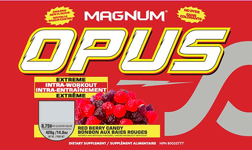 Magnum Nutraceuticals Opus Red Berry Candy (1+ servings)