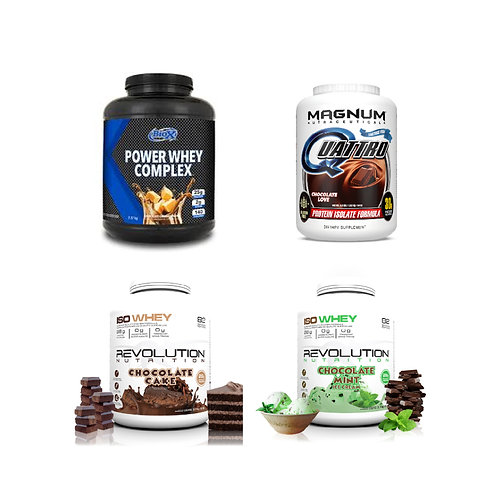Chocolate Lovers Protein Pack