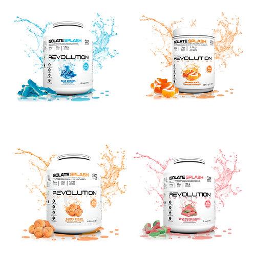 Splash Protein Pack