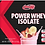 Thumbnail: BioX Power Whey Isolate Strawberry Banana (1 + servings)